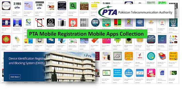 PTA Mobile Registration by Pakistan Telecommunication Authority