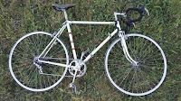 Vélo vintage restauré