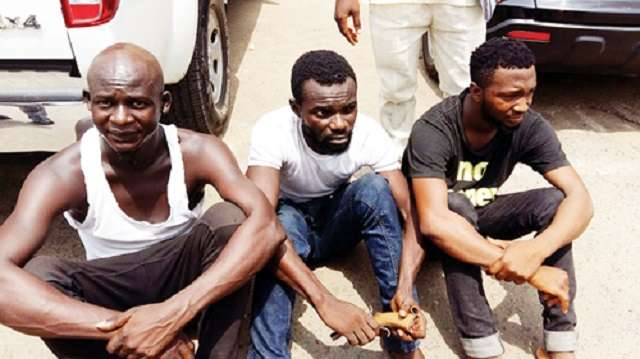 The Two Brothers Who Assisted A Gang Of Robbers In Robbing Jumia Warehouse Have Been Arrested