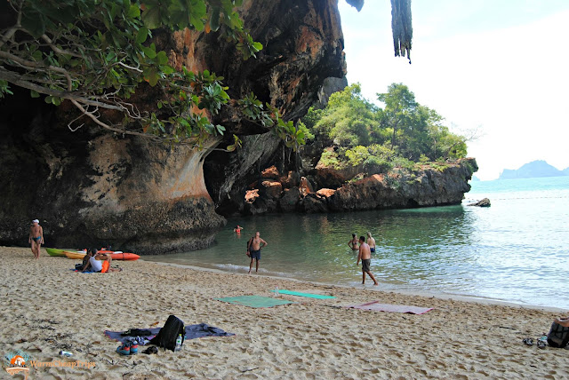 Krabi, spiagge, spiagge di Krabi, spiagge thailandia, mare andamane, ao nang