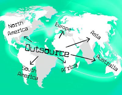 Externalización de Procesos de Negocio