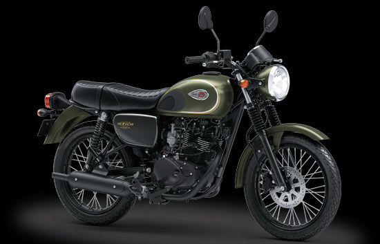 Sekilas Tentang Kawasaki W 175
