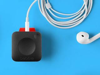 pepple core un gadget para hacer  ejercicios y escuchar musica en spotify