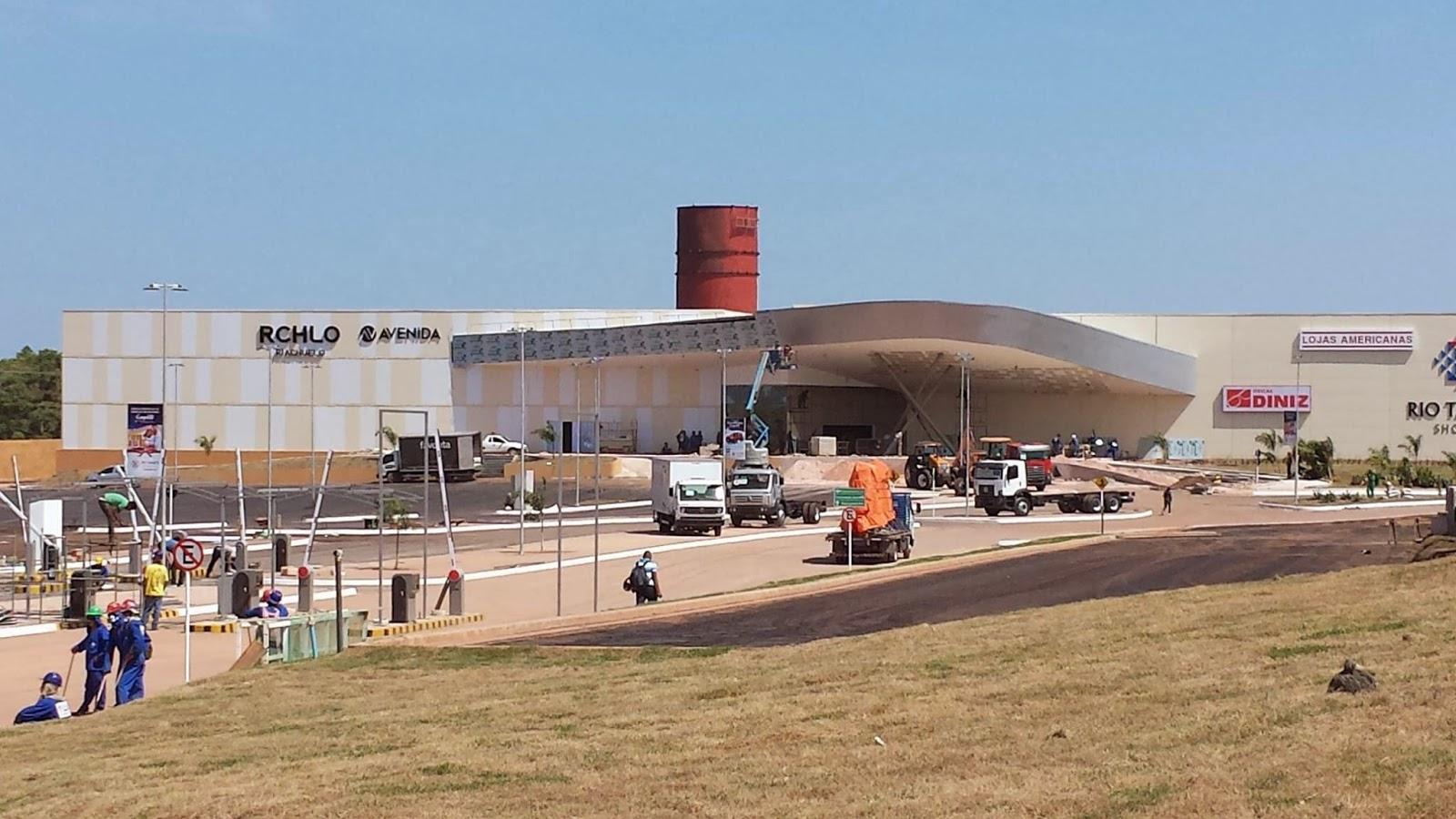 186ed603c3a Rio Tapajós Shopping abre ao público em Santarém ~ Quarto Poder