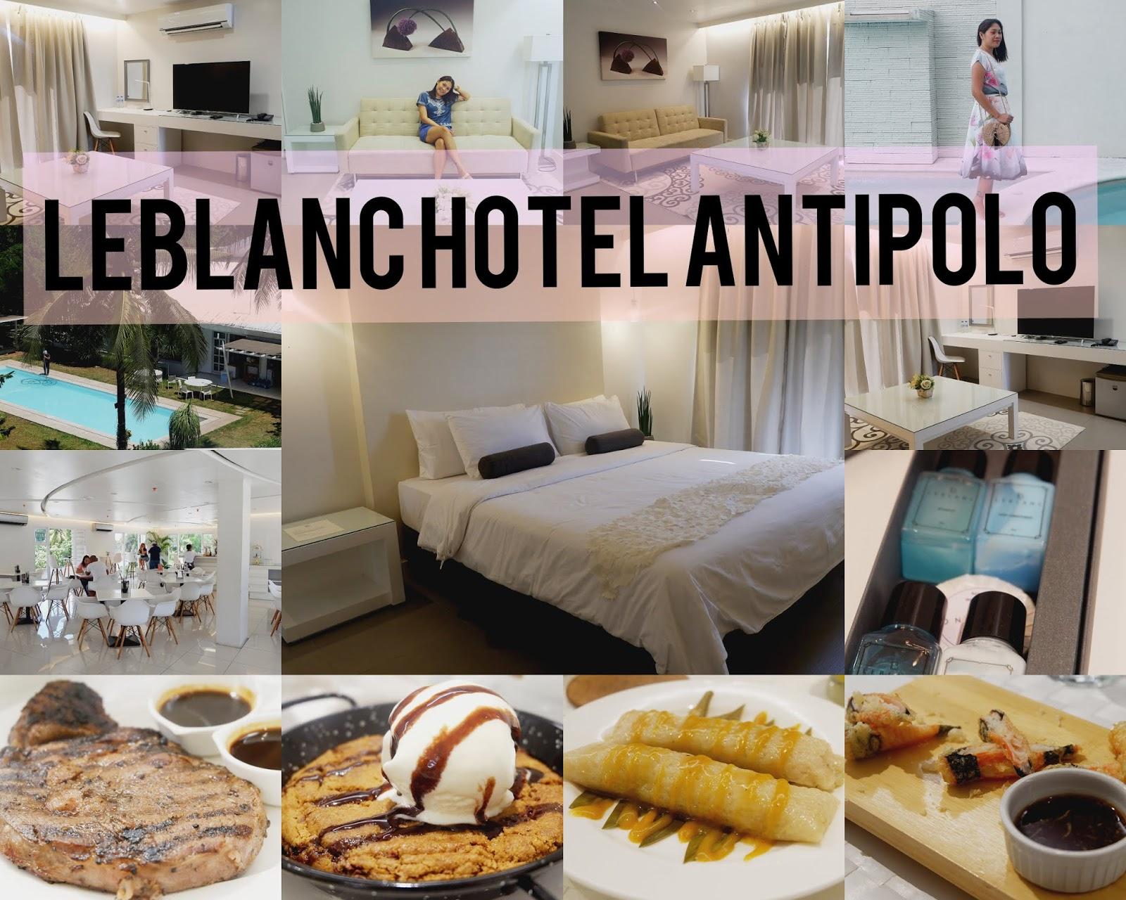 Leblanc Hotel Antipolo