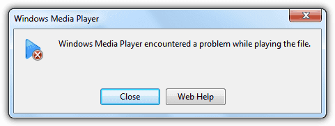 Cara Memperbaiki Windows Media Player Encountered A Problem While