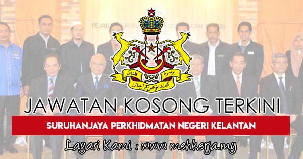 Jawatan Kosong Terkini 2018 di Suruhanjaya Perkhidmatan Negeri Kelantan