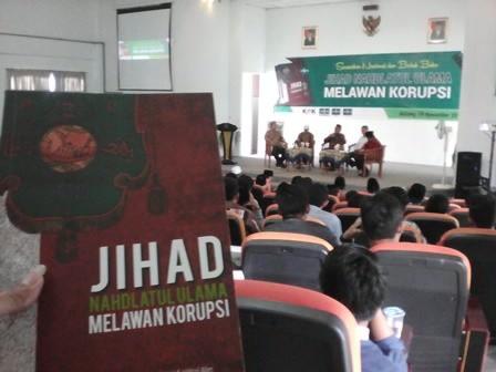 Jihad NU MelawanPondok Korupsi