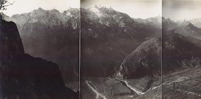 Monte Ortigara dal Monte Lefre
