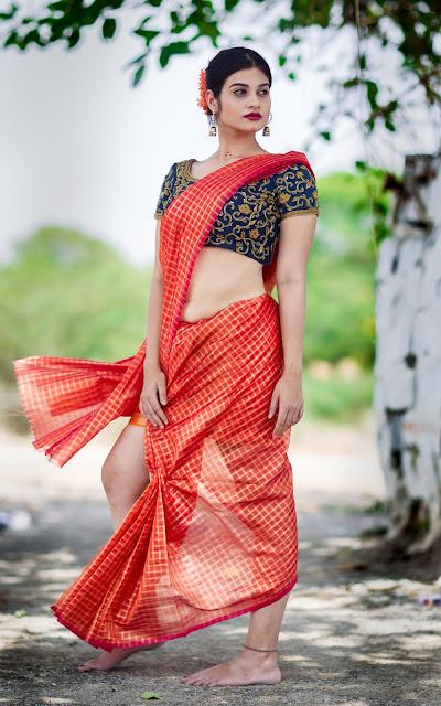 miss hyderabad styled by mera look vook
