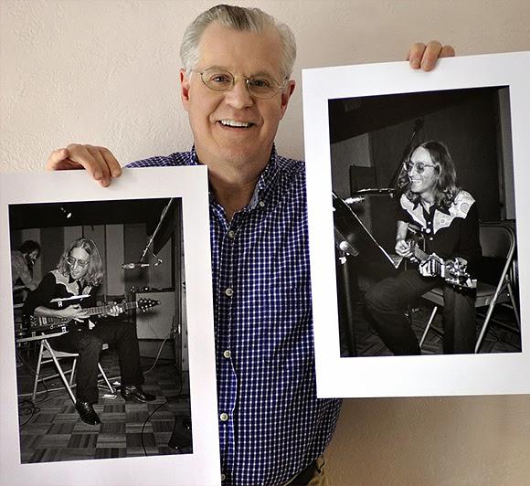 Rétrospective de Roger Farrington, photographe de John Lennon