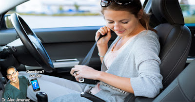 Auto Injury Prevention & Seatbelts - El Paso Chiropractor