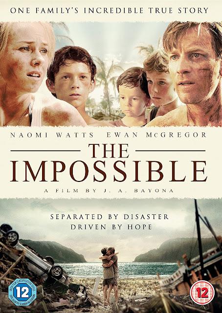 Filem The Impossible Yang Menyentuh Perasaan Anda