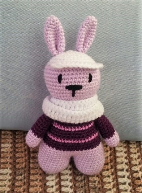 Flop Bunny Amigurumi pattern by Tatie | Bing bunny, Soft toy ... | 620x459
