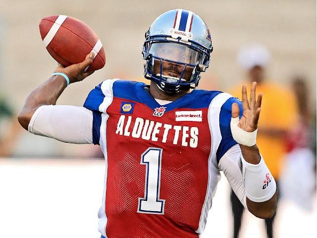 Esportes em Montreal - Montreal Alouettes