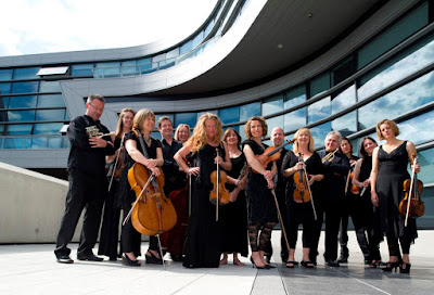 The Britten Sinfonia - photo Harry Rankin