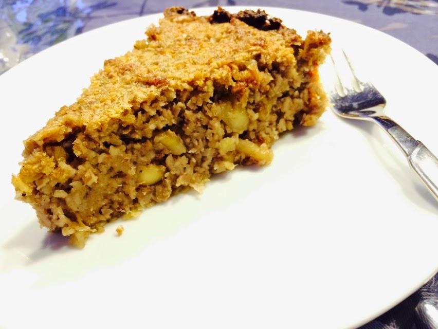 Kuchen ohne Mehl und Zucker  LuboBase