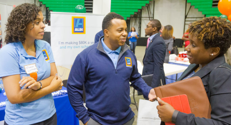 FAMU Career Expo Connects Students And Alumni With Opportunities