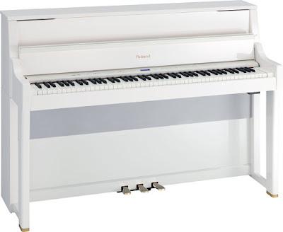 Đàn Piano Điện Roland LX-15-PW