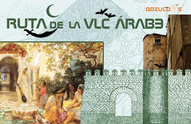 Ruta de la Valencia árabe, de la mano de adzucaTs