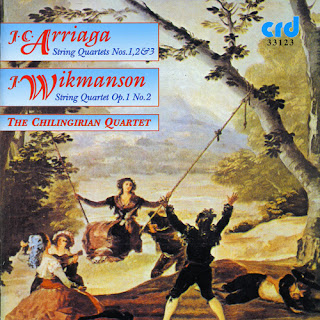 J.C. Arriaga / J. Wikmanson String Quartets