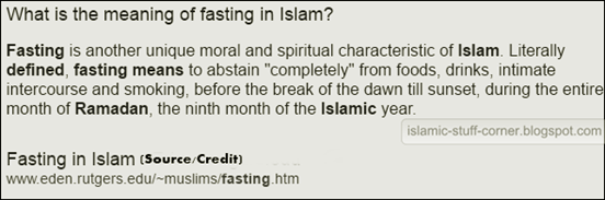 Importance of Holy Month of Ramadan in Islam and ...