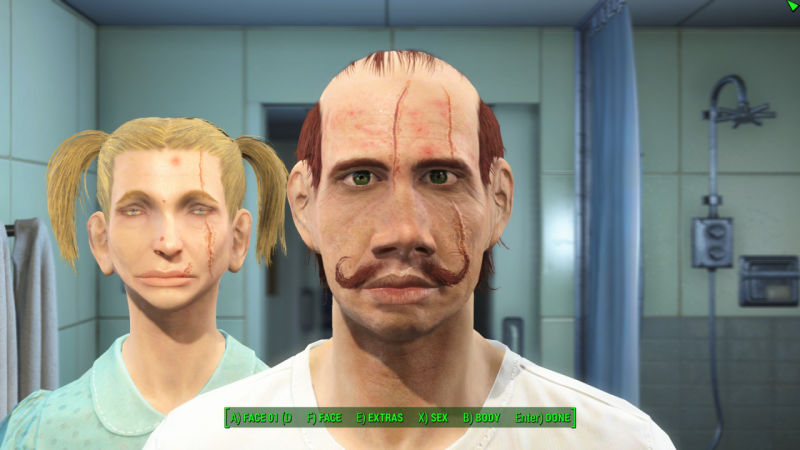 Ch-Ch-Ch-Check It Out, Yo!: The Ugliest Characters of Fallout 4