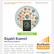 Want to learn about how GIANT INTERNET can continue advancing Muskoka and Almaguin? Come to the Gigabit Community Summit - February 18, 2014
