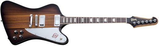 Características de la Guitarra Eléctrica Firebird