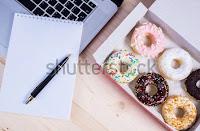 Penulis dan Gaya Hidup Sedentari