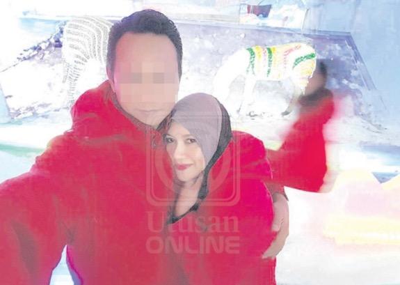 Raha menderita sejak mengahwini Salih Yaakob