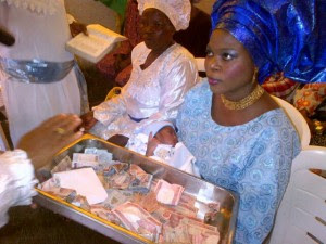 funke etti naming ceremony