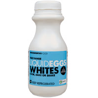 Woolies egg whites