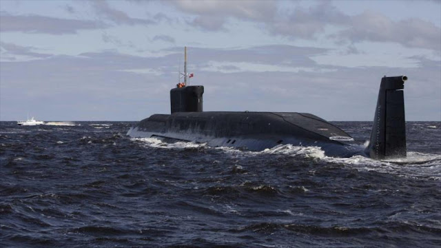 Rusia prepara su base naval en Siria para recibir submarinos