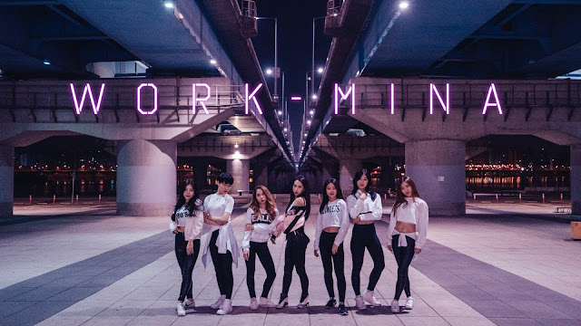 Video: Coreografía de Mina Myoung para 'Work' de Rihanna