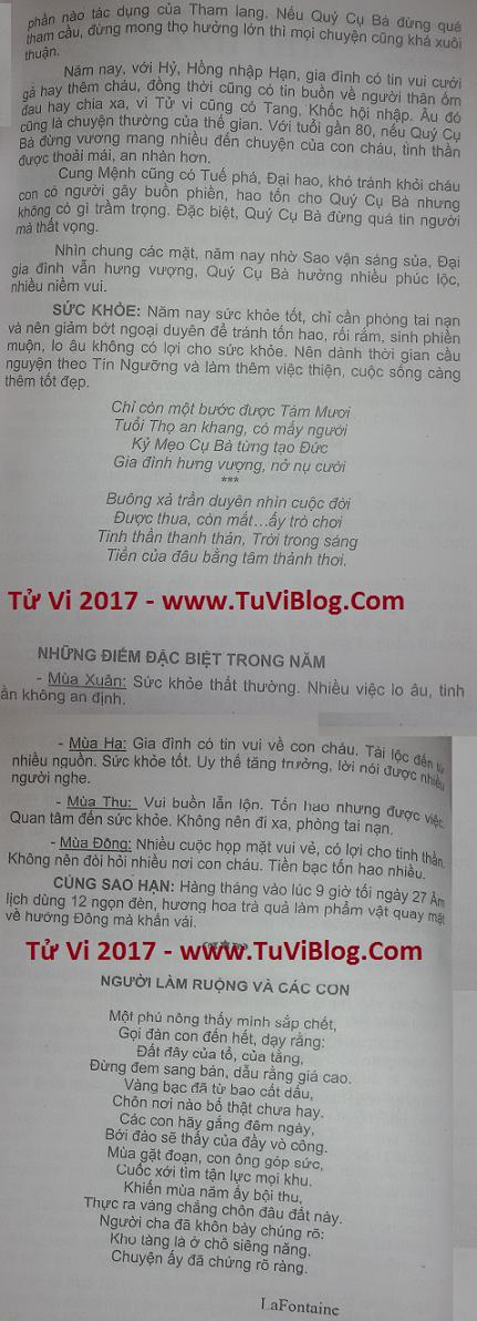 Ky Mao 1939 nu mang nam 2017