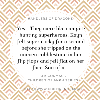 Handlers of Dragons