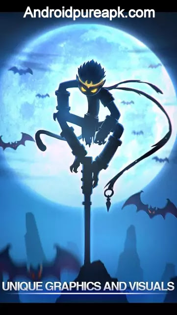 League of Stickman 2016 Apk Download Mod
