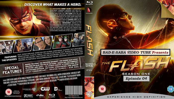 BAD-E-SABA Presents - The Flash Season 1 Episode 4 Watch Online