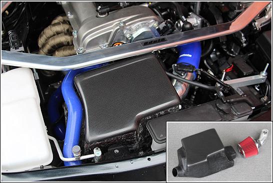 Mazda MX-5 Roadster ND Intake Induction Kit from Odula