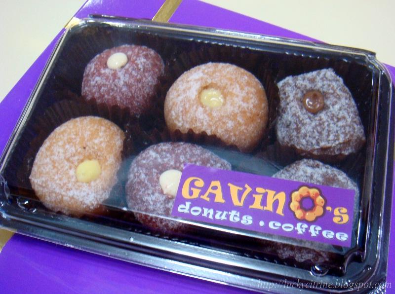 Lucky Citrine: Gavino's Japanese Donuts & More