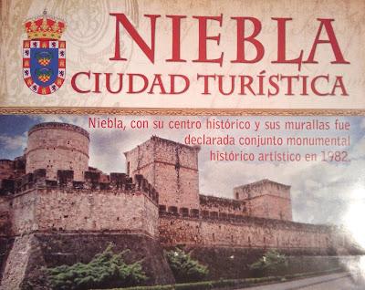 Niebla, Huelva. Ciudad turística.