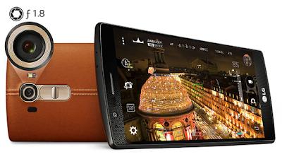 LG G4 LTE chinh hang