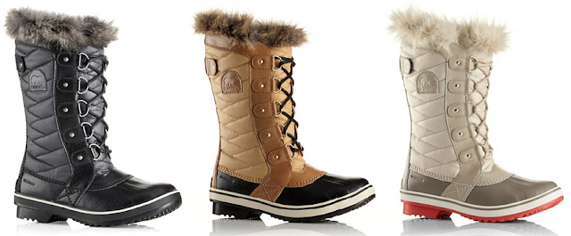 Sorel Tofino II Waterproof Coated Canvas Faux Fur Boots $125 (reg $170)
