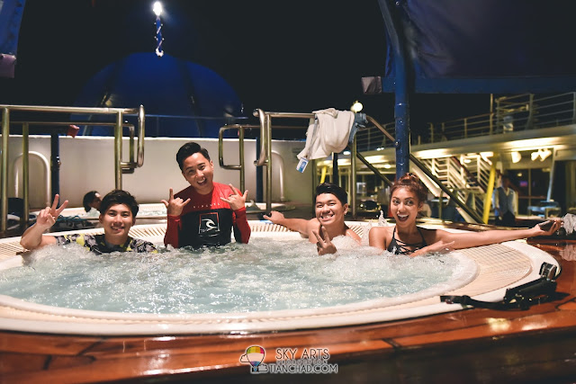 Star cruises Superstar Libra 丽星邮轮 天秤号 3D2N 槟城 普吉岛 Penang Phuket starcruises libra hot jacuzzi night