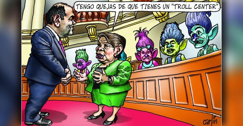 Carlincaturas Martes 20 Junio 2017 - La República