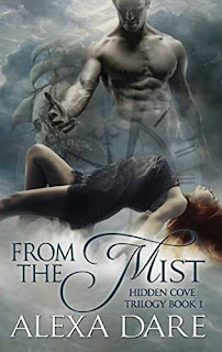 From the Mist - a sensual high seas adventure by Alexa Dare