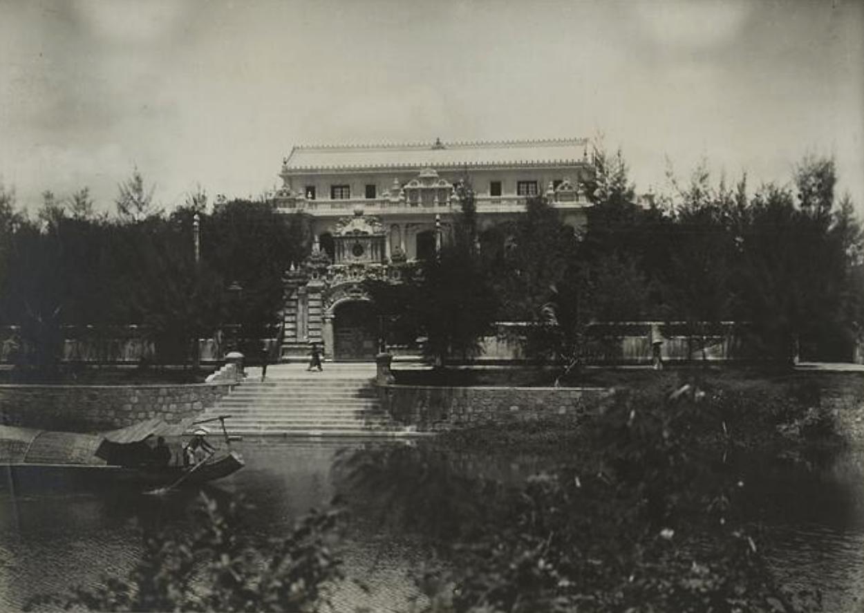 An Định Cung- Huế