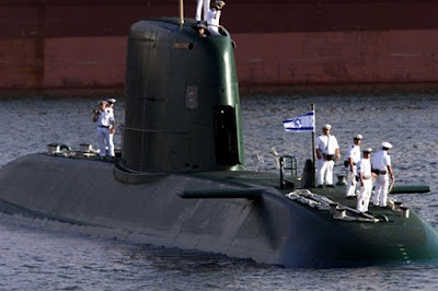 Wuih .. Dikabarkan Israel akan membeli 6 Kapal Selam Nuklir Dari Jerman - Commando