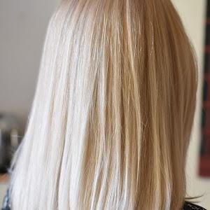 Couleur de cheveux different blond